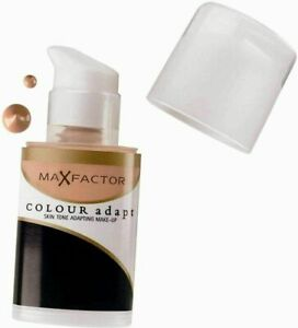 Max Factor Colour Adapt Foundation Choose from 4 shades