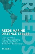 Reeds Marine Distance Tables: 59,000 distances and 500 ports around the world
