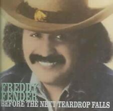 FREDDY FENDER - BEFORE THE NEXT TEARDROP FALLS [UNIVERSAL SPECIAL PRODUCTS] NEW