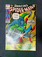 AMAZING SPIDER-MAN #93   PROWLER APPEARANCE   Marvel 1971   (E500)
