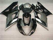 Bodywork Grey Black Injection Fairing Fit for Suzuki 05-06 GSXR 1000 K5 f00