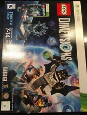 LEGO Dimensions Starter Pack 71173 Xbox 360 New Factory Sealed Box