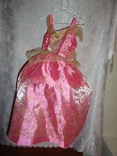 PINK DISNEY PRINCESS HALLOWEEN/DRESS UP DRESS-FITS SIZE S 4-6X