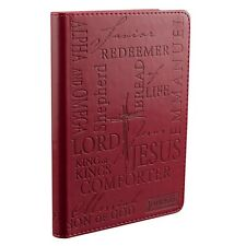 Bible Journal Notebook Leather Diary Notepad Prayer Scripture Daily Devotion Nam