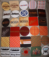 Bus/Coach Related Design Coasters