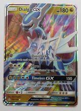 Dialga GX - 100/156 Sun & Moon Ultra Prism - Ultra Rare Pokemon Card