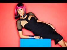 BNWT 100% Auténtico Alesha Dixon, emblemático vestido de malla Bodycon sexy. Reino Unido 10