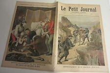 Le petit journal 1896 293 espion italien + renouvellement de la triplice
