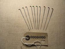 needle felting.. 10 x mixed coarse needles-triangular blade ..felting needles