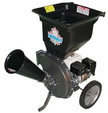 NEW Patriot CSV-2540H 4 hp Gas Wood Chipper Leaf Shredder