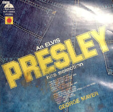 DISCO 33 GIRI -  GEORGE MAYER An Elvis Presley's hit selection