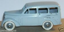 OLD CIJ RENAULT DAUPHINOISE BREAK 1956 GRIS CLAIR ROUES BLANCHES