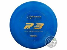New listing USED Prodigy Discs 400G PA3 172g Blue Gold Foil Putter Golf Disc