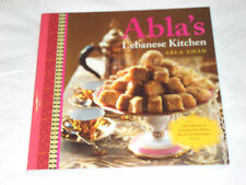 ABLA'S LEBANESE KITCHEN - FAMOUS MELBOURNE RESTAURANT  NOW OUT OF PRINT & SCARCE
