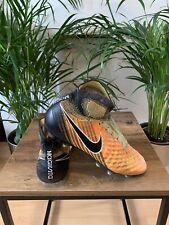Nike Magista Obra FlyknitSG Pro Laser Orange 844596 802 Uk 7.5
