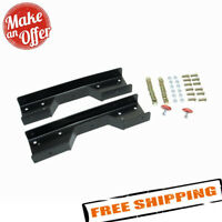 """For Chevy C1500 1988-1998 Belltech 6502 2/"""" Rear Lowering Leaf Spring Hangers"""