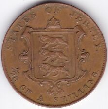 1841 Jersey 1/26 Shilling | Pennies2Pounds