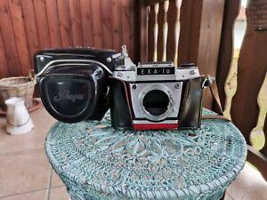 Ihagee Exa 1a Gehäuse Body Kamera Fotokamera Vintage Mit Lichtschachtsucher