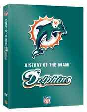 MIAMI DOLPHINS  History off NFL DVD super bowl - posted from the UK