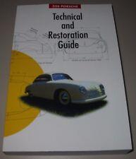 Reparaturanleitung + Restaurierungsanleitung Porsche 356 Baujahre 1948-1965