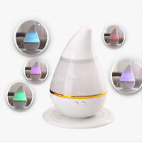 LED Aromatherapy 7Color Aroma Humidifier Ultrasonic Diffuser Oil Air Essential