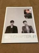 TVXQ - New Chapter #1: The Chance Of Love - Version A with Changmin Photocard
