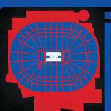 CITY PRINTS PRO BASKETBALL STADIUM PHILADELPHIA, PENNSYLVANIA 12X12