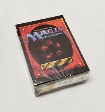 Magic The Gathering MTG~ 4th Edition ~Empty Starter Deck BOX ONLY
