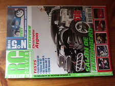 $$ Revue RC Driver International N°5 Leopard FG  C Aygon  Eagle Racing 64  TB 02