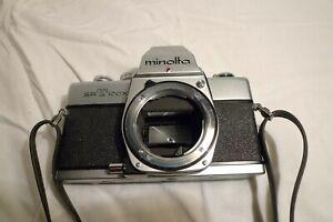 Minolta SRT 100x-Camera Body