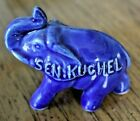 1950's CALIFORNIA United States Senator Kuchel Ceramic Elephant GOP