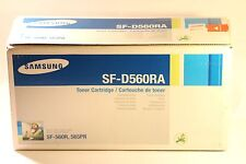 SAMSUNG TONER CARTRIDGE BLACK SF-D560RA