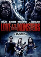 Love in the Time of Monsters [New DVD] Dolby, Widescreen