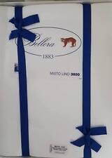 LENZUOLO SOTTO BELLORA IN MISTO LINO ART 3600 GRAN MISURA 240X280 SENZA ANGOLI