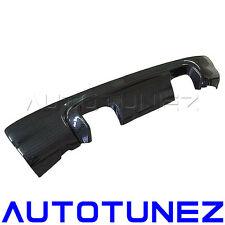BMW E46 M3 CSL Full Carbon Fiber Rear Diffuser 2001 - 2007 Car Beemer Bumper