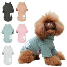 Warm Pet Dog Cat Clothes Clothing Coat Sweater Jacket Chihuahua T-Shirt Pet Vest
