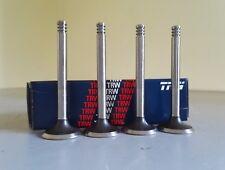 Valvole aspirazione Audi 80,90, VW Golf, Passat, Jetta, TRW 39138(kit 4 pezzi)