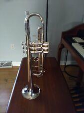 Jupiter Trumpet Model XO With Yamaha Softside Carry Case