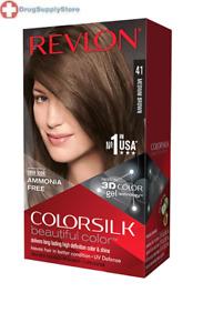 Revlon Colorsilk Medium Brown 41 Beautiful Hair Color