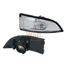 RENAULT MEGANE 2008->2016 RIGHT SIDE WING/DOOR MIRROR INDICATOR LENS CLEAR