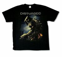 Disturbed Mountain Man Black T Shirt New Official Band