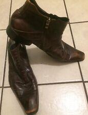 Aldo, Men's Buckle Ankle Boots