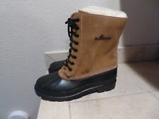 NWOB Kamik  Snow Boots waterproof Winter Womens Size 10 Insulated