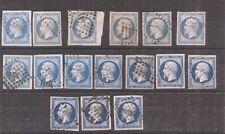 France  - 16 pièces du 14A
