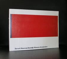 Stedelijk Museum# BARNETT NEWMAN #Crouwel, 1972, nm