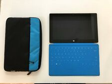 Microsoft Surface RT 64GB, Wi-Fi, 10.6in - Dark Titanium Blue Keyboard And Soft