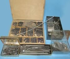 Large Lot of Springs Varies Sizes Came From Slot Machine Repairman Repair Parts
