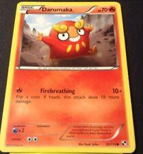 Pokemon Cards - Darumaka #23/114 Black & White Base B&W NM (2011)