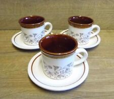 Biltons Staffordshire Pottery Tableware Cups & Saucers