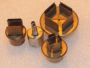 OK Industries Nozzles - set of 5 (N-BQ28, N-Q10, N-SL28, N-S8, N-SJ22)